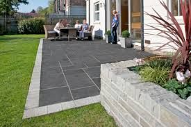 Image result for paving stones and patio ideas
