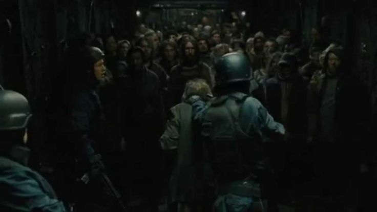 """""""Snowpiercer"""", Music by Imagine Dragons - One of the videos I made!! If you like it, you can check more videos out on my youtube channel! :)"""