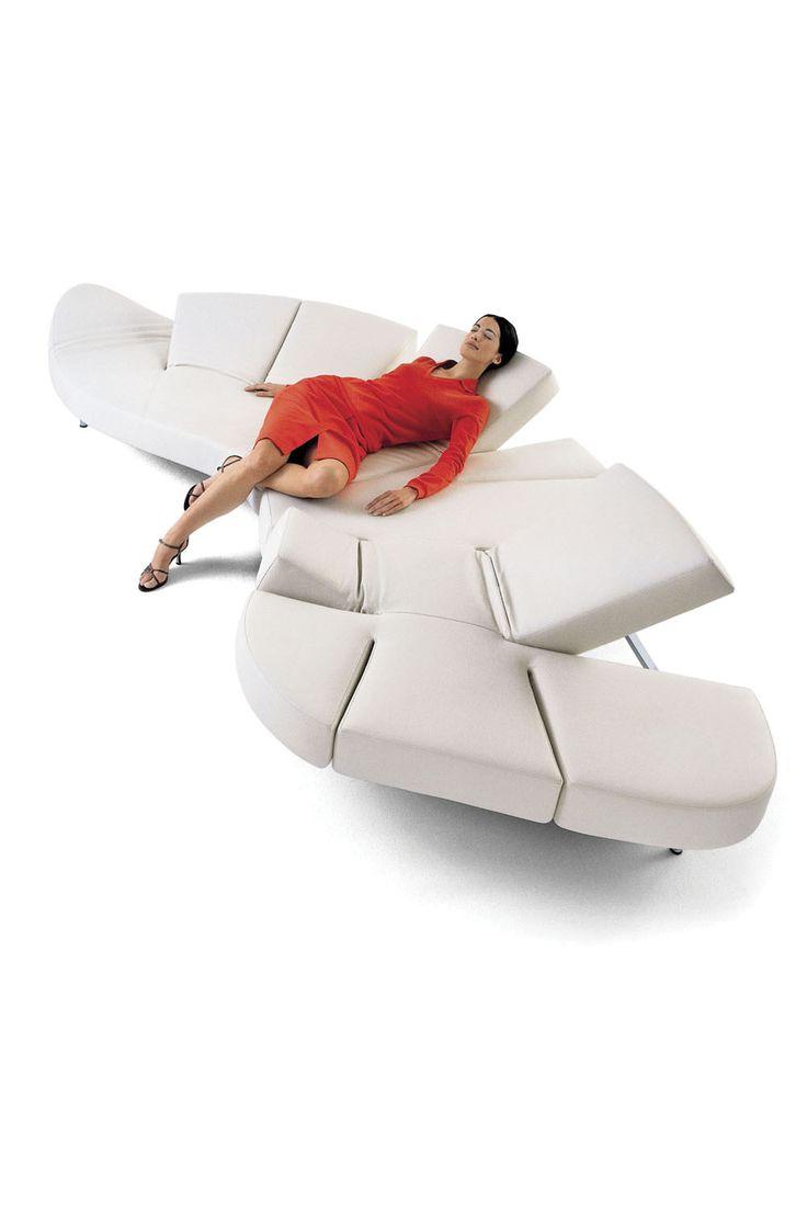 Flap Sofa by Francesco Binfare for Edra - | Space Furniture