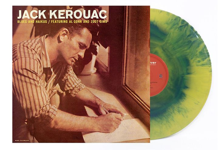 """When the legendary Beatnik writer teamed up with jazz musicians in 1959. The second album from American novelist and poet Jack Kerouac has been released on limited """"blues and yellow starburst coloured vinyl, via Real Gone Music. Read more: Radical poets: The story of the Beat generation in 10 rare records Originally recorded in 1959, Blues and Haikus explores Kerouac's …"""