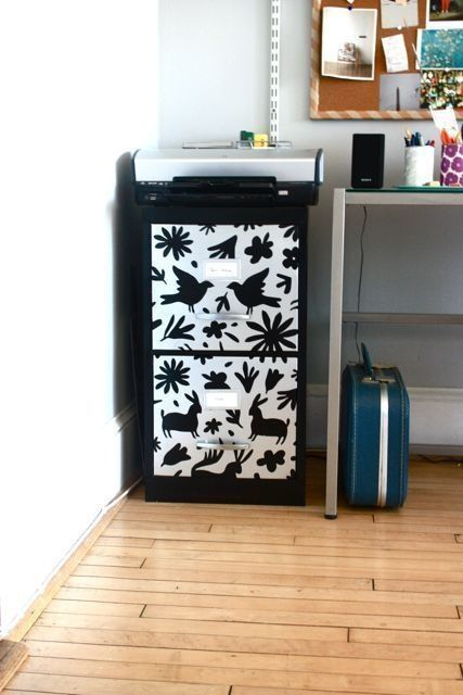 Happier Organization: Make Over Your Filing Cabinet