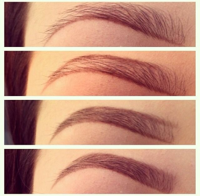 I absolutely love the look of the eye brows luckily i have my eyebrow kit coming soon...