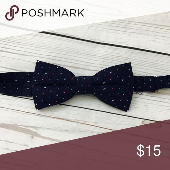 Boys bow ties, men's bow ties,kids bow tie,bow tie Blue bow tie . One sizes fits most. Adjustable bow ties from neck Accessories Ties