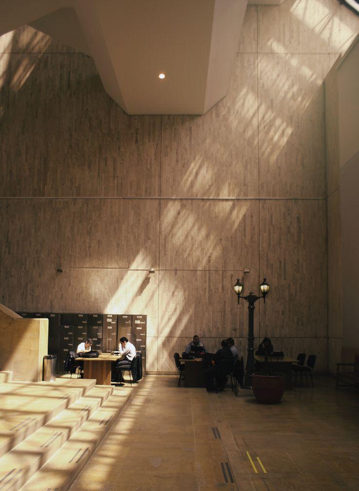 Galería - Clásicos de Arquitectura: Biblioteca Luis Angel Arango / Germán Samper - 4