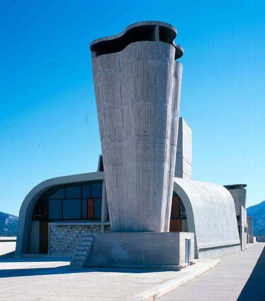 Unité d'habitation, Marseille, France (1945) | Le Corbusier | © FLC/ADAGP