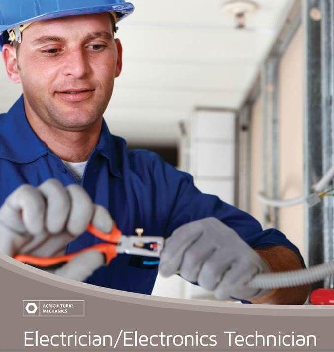 Agriculture Career: Electrician/Electronics Technician