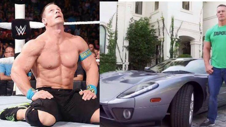 John Cena, Ford GT, WWE, Ford