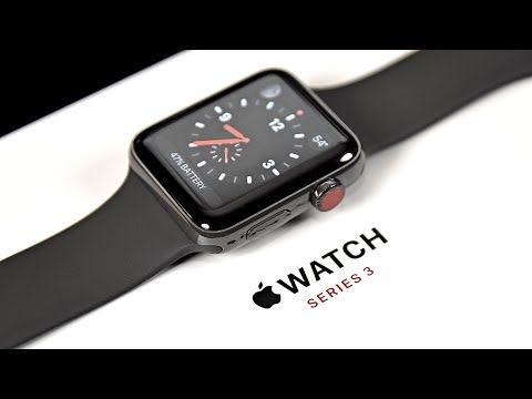 Apple Watch Series 3: Unboxing & Review DetroitBORG