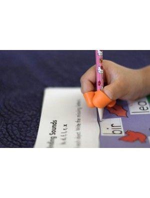 L'impugnafacile artiglio è un modello divertente, conveniente ed efficace per insegnare ai bambini come impugnare correttamente la matita.