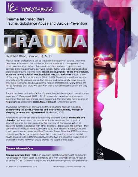 crisis and trauma counseling The crisis intervention counselor's function is supporting those who are in a state  of acute mental health crisis often brought on by a recent trauma or long term.