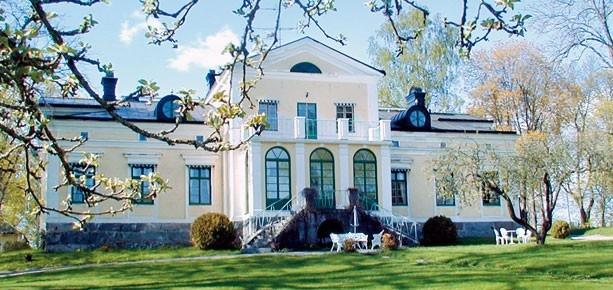 Strömbergs säteri, Sweden