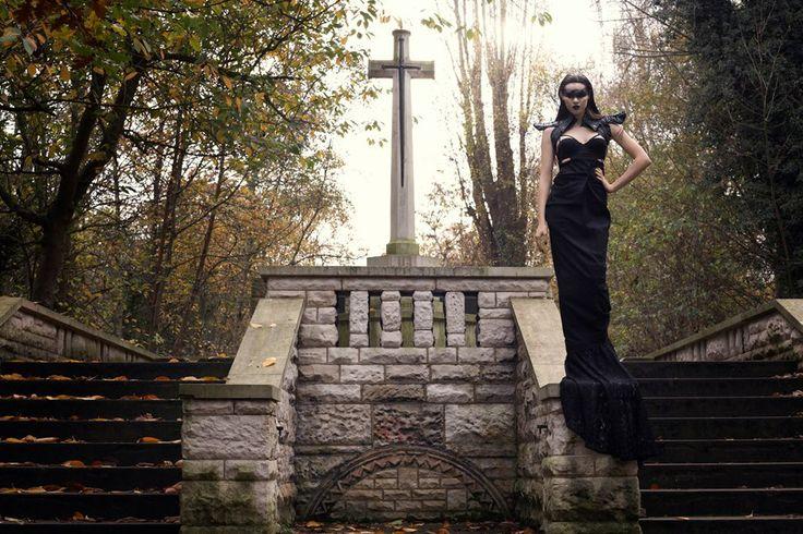 gTIE Unique photo: Shareen Akhtar stylist: Olivia Wright
