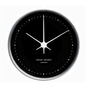 GEORG JENSEN - Koppel 10 cm wall clock