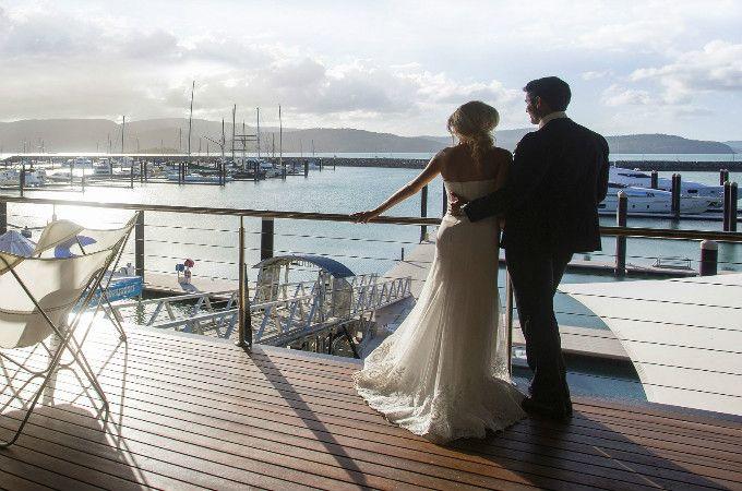 The Wedding Guru: Lure, Abell Point Marina | Great Destination Weddings