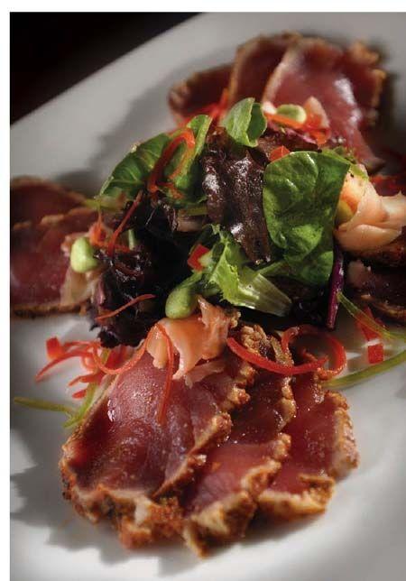 The 25+ best Ahi tuna salad ideas on Pinterest   Ahi tuna ...