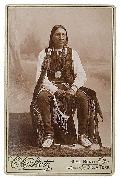 Cloud Chief - Southern Cheyenne