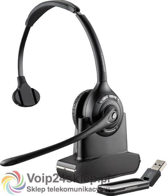 Słuchawka bezprzewodowa Plantronics Savi W410