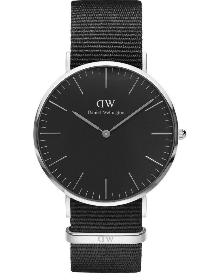 Daniel Wellington Classic Black - Cornwell