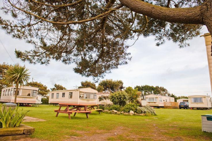 Holiday Parks in Cornwall | Caravan Sites in Cornwall | Liskey Hill