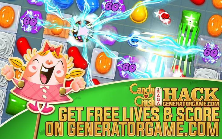 "[NEW] CANDY CRUSH SAGA HACK ONLINE 2015: www.candycrushsagagenerator.tk  Free unlimited Lives and Score to your account: www.candycrushsagagenerator.tk  Resources instantly added after generate it: www.candycrushsagagenerator.tk  Tell about this to your friends guys: www.candycrushsagagenerator.tk  HOW TO USE:  1. Go to >>> www.candycrushsagagenerator.tk  2. Enter Your Candy Crush Saga username (You don't need to enter your password)  3. Click ""Connect"" wait about 5sec for Generator to…"