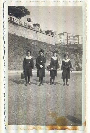Girls from Istanbul,Turkey 1934