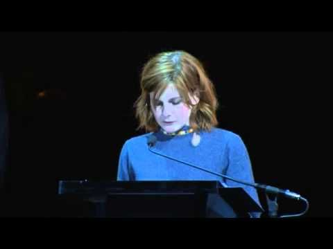 All the ladies like whiskers. Tom Hiddleton & Louise Brealey Letters Live - YouTube