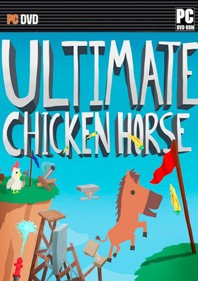 Ultimate chicken horse PC [2016] [Español]