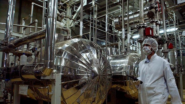 The IAEA report also confirmed that Iran has made no attempt to construct a heavy water reactor at Arak., Arak, heavy water, IAEA, International Atomic Energy Agency, Iran, nuclear deal, P5+1, uranium,