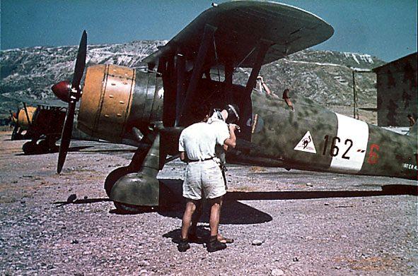 Håkans Aviation page - Biplane Fighter Aces