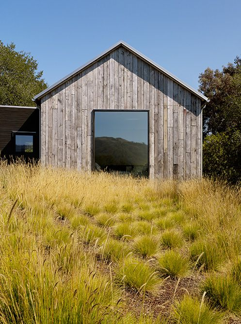 Walker-Warner Architects - PORTOLA VALLEY