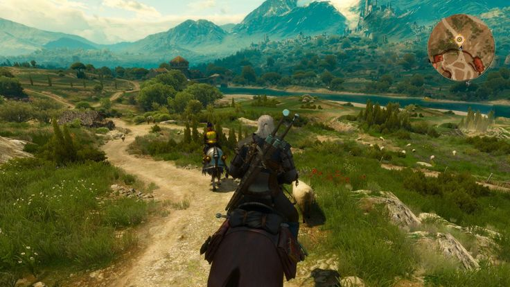 The Witcher 3: Blood and Wine, PC, PlayStation, PS4, Xbox One