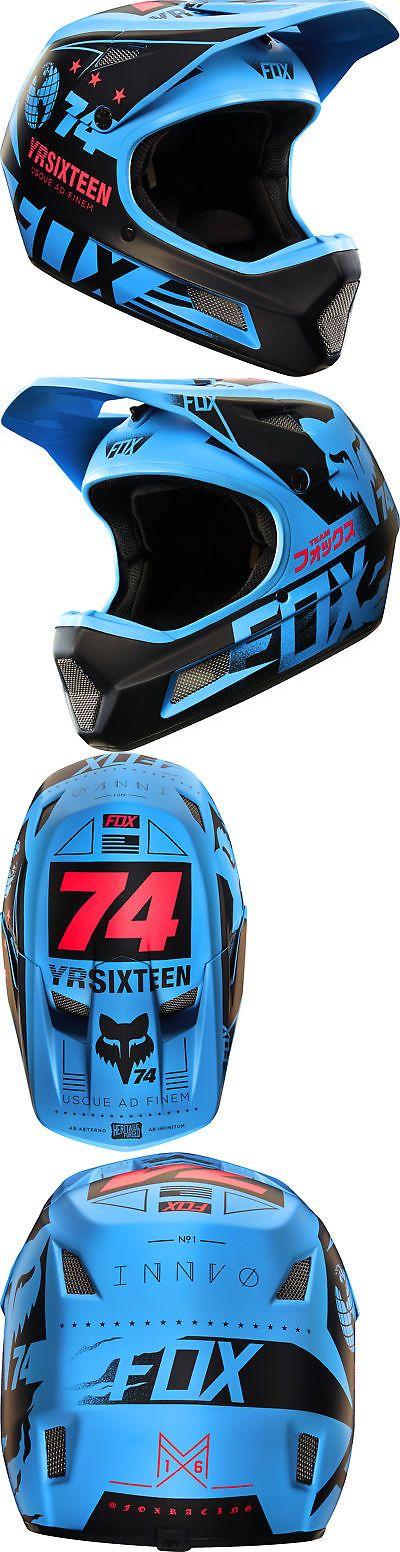 Helmets 70911: Fox Head New Rampage Comp Adult Dirt Bike Atv Mx Mtb Helmet -> BUY IT NOW ONLY: $129.98 on eBay!