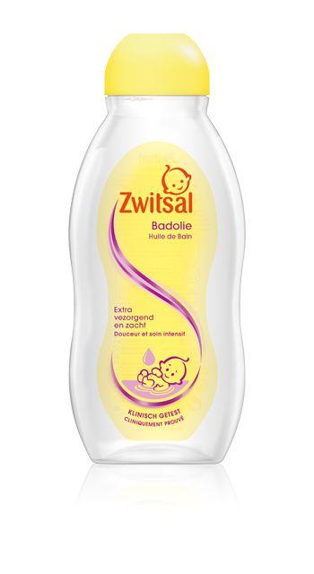 Zwitsal Om te wassen - Badolie voor baby, peuter en kleuter