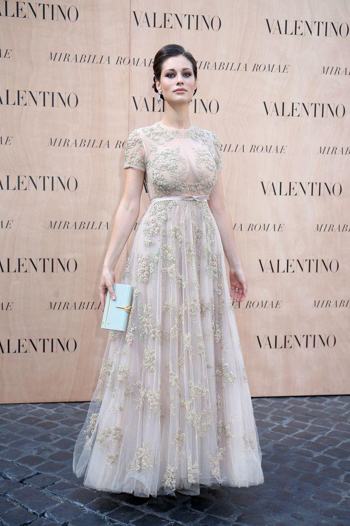 Catrinel Menghia - Valentino 'Mirabilia Romae' Haute Couture Fall 2015 - July 9, 2015