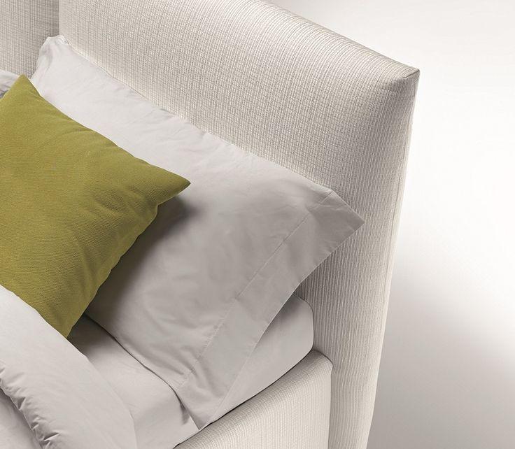 #london #noctis #bed #homedecor #white #dettagli #green #lettomatrimoniale #box #design