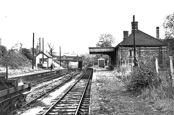 Disused Stations: Halesowen Station