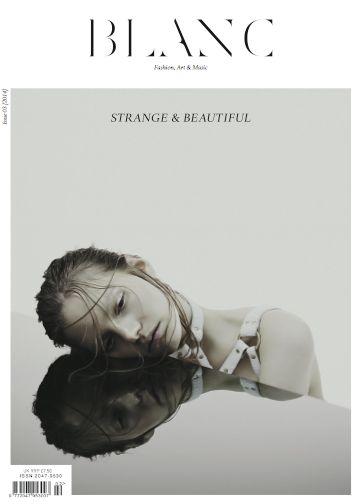 Bland magazine cover