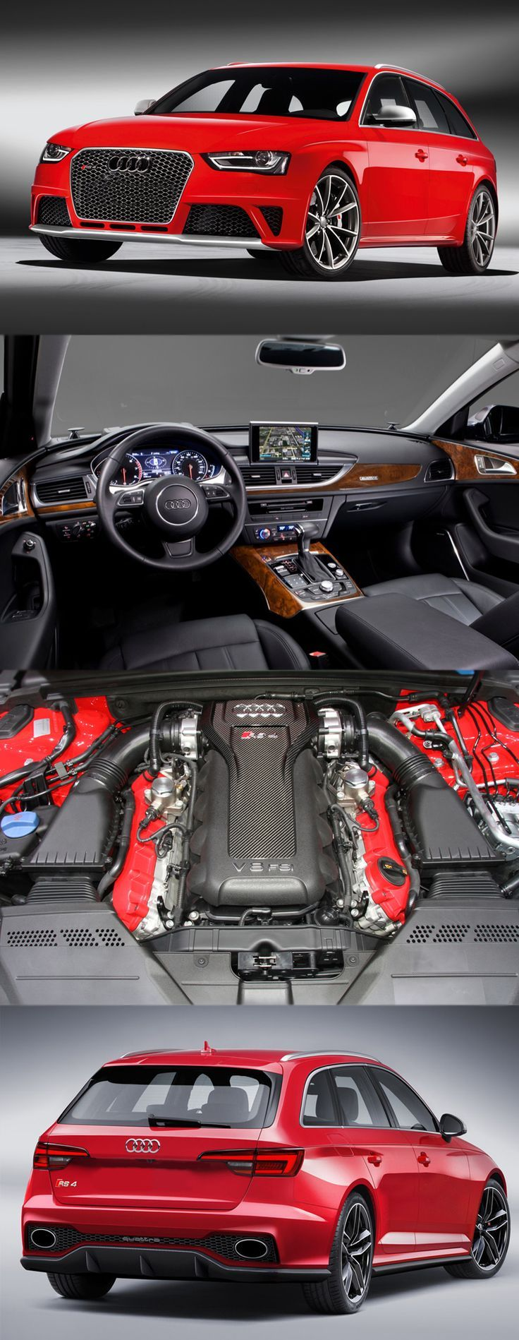 Cool Audi 2017: Audi RS4 Avant Set to Get V6 Turbo Engines Get more details At : www.globalengin... Car24 - World Bayers Check more at http://car24.top/2017/2017/08/19/audi-2017-audi-rs4-avant-set-to-get-v6-turbo-engines-get-more-details-at-www-globalengin-car24-world-bayers/