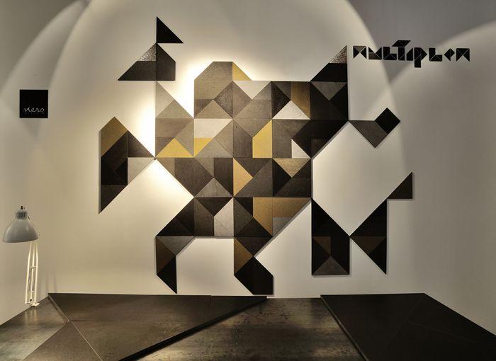 Milano design week 2016, Interno 18, Lo Studio design for Nero sicilia www.lostudiodesign.com www.nerosicilia.com