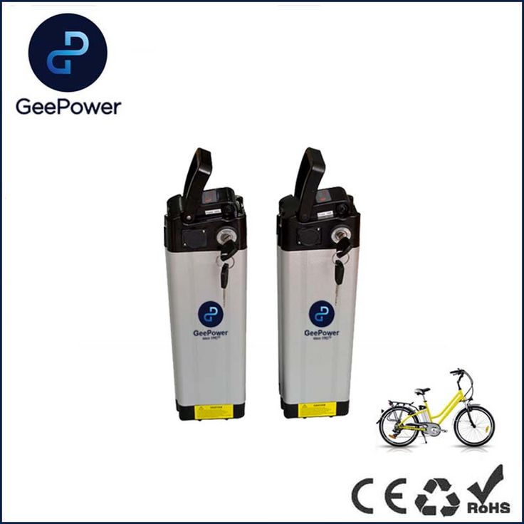 24V Lithium Polymer Bike Battery Charging Pack Main Feature GeePower® 24V Lithium Polymer Bike Battery Charging Pack is assembled by 8pcs cells in series. GeePower Energy has more competing technology, high-quality cell technology, and stability. This technology enhances the mobility,