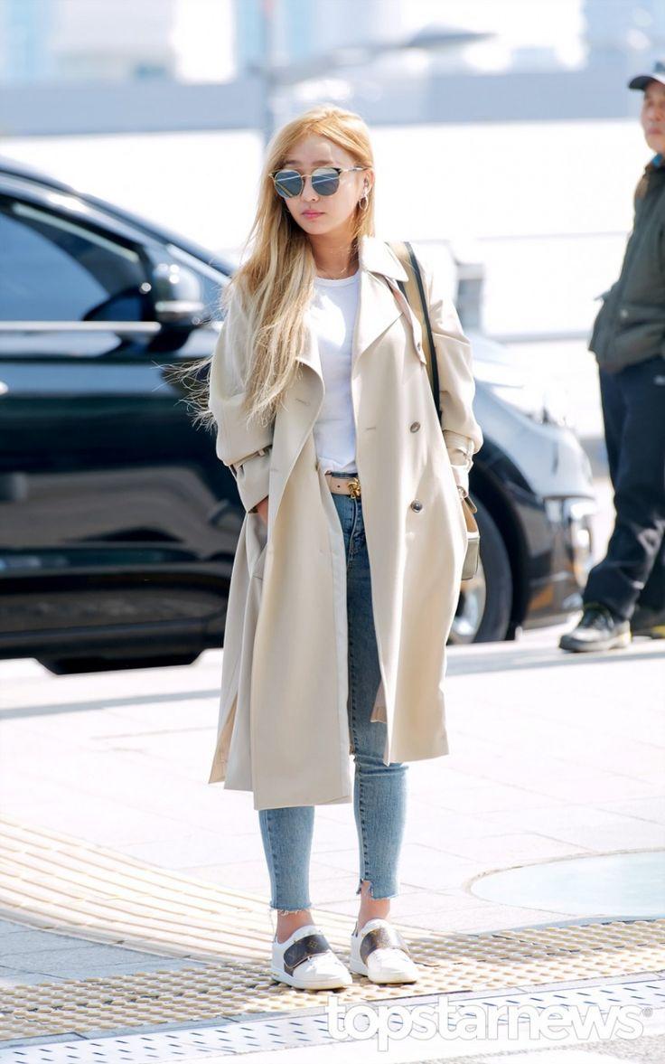 [HD포토] 씨스타(SISTAR) 효린 '차가운 도시여자 김효정'  #씨스타 #SISTAR #효린 #인천국제공항