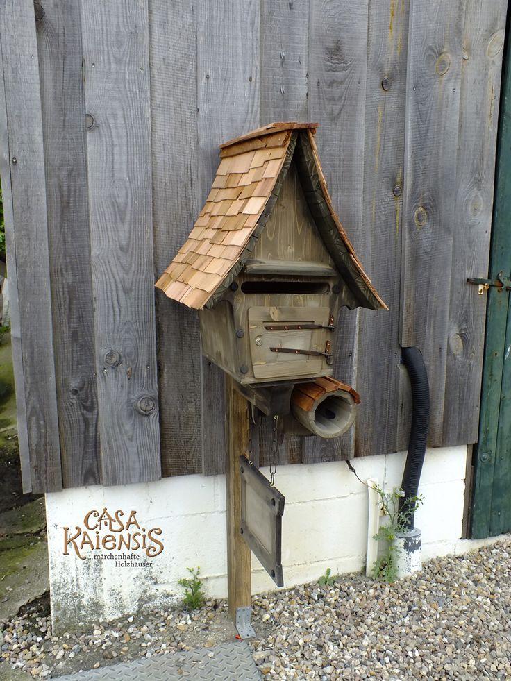 Briefkasten KENJI von Casa Kaiensis