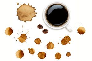 Métodos para quitar manchas de café de la ropa. Cómo eliminar manchas de café en las prendas. Trucos caseros para eliminar manchas de café