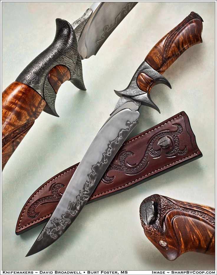 cool knives | Maybe you guys could post photos of knives you have seen or made ...