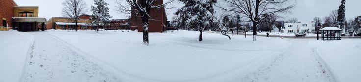 Bemidji State University #WinterWonderland #BestDecisionEver