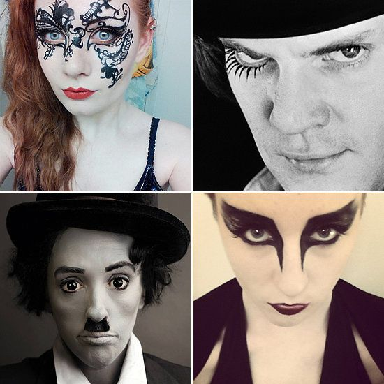 12 best cool eyeliner images on Pinterest | Makeup, Costumes and ...