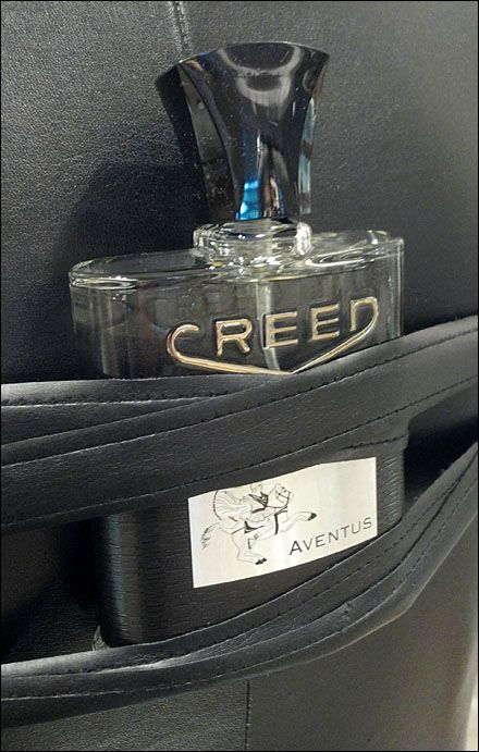 Creed Fragrance in Leather Restraints