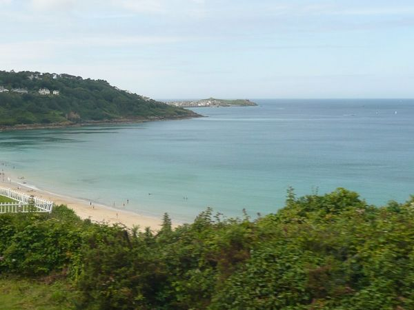Approaching Carbis Bay,Cornwall at http://turismap.com/?p=3160 as seen on The best beaches for surfing in Cornwall … by TurisMap.com #travel