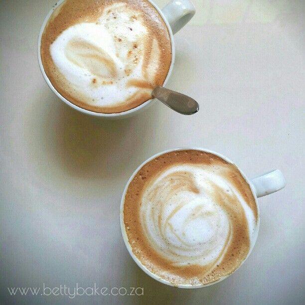 #coffee time :) / #instagram /  Photo by bettybake http://instagram.com/bettybake/