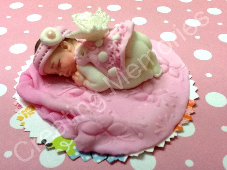 Edible Cake Decorations Fairies : 1000+ images about Babies on Pinterest Baby Tutu Dresses ...